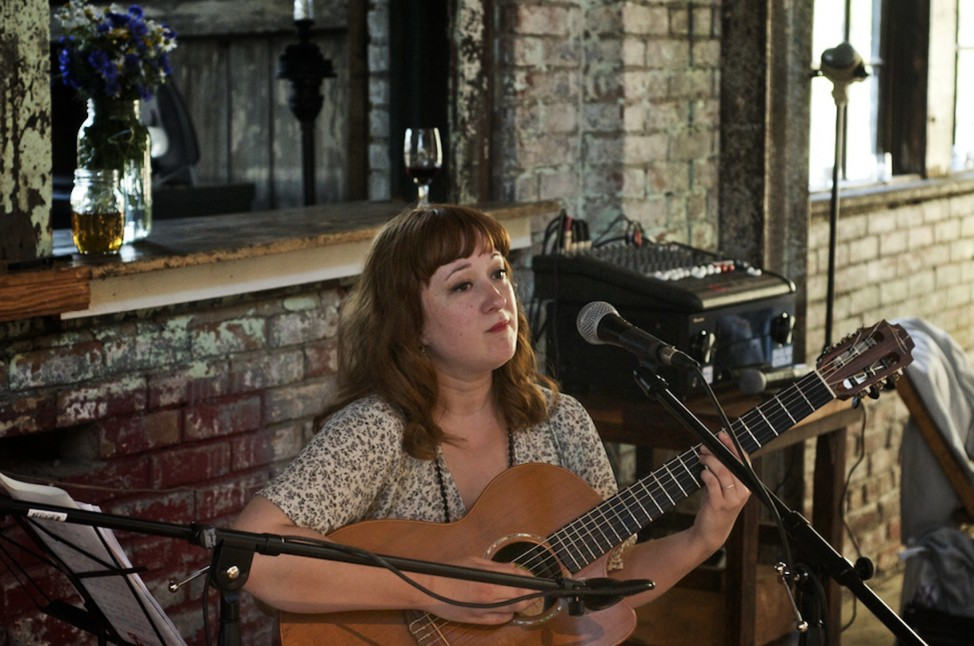 Wedding singer, Hudson, New York