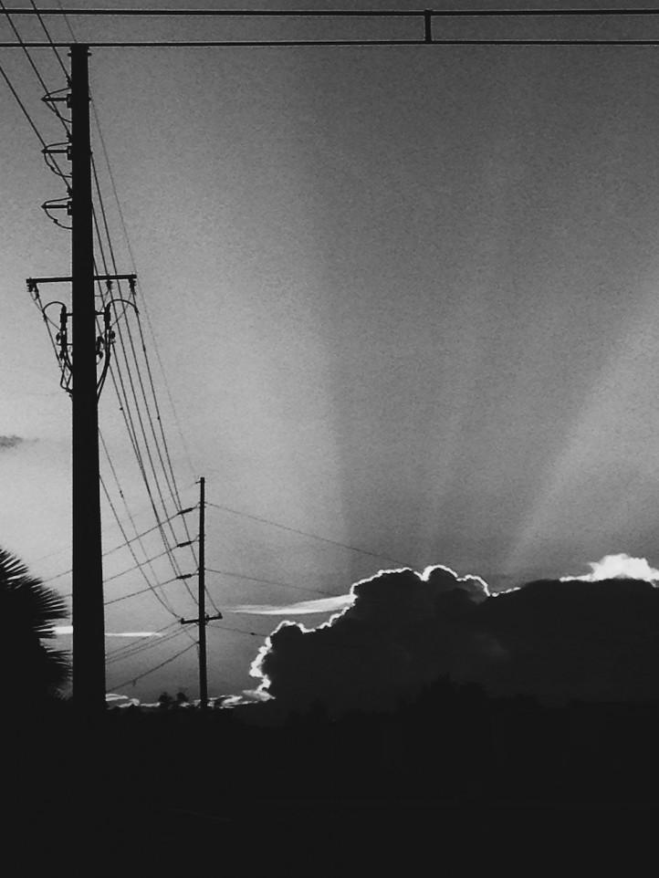 Sunset, phoenix, arizona
