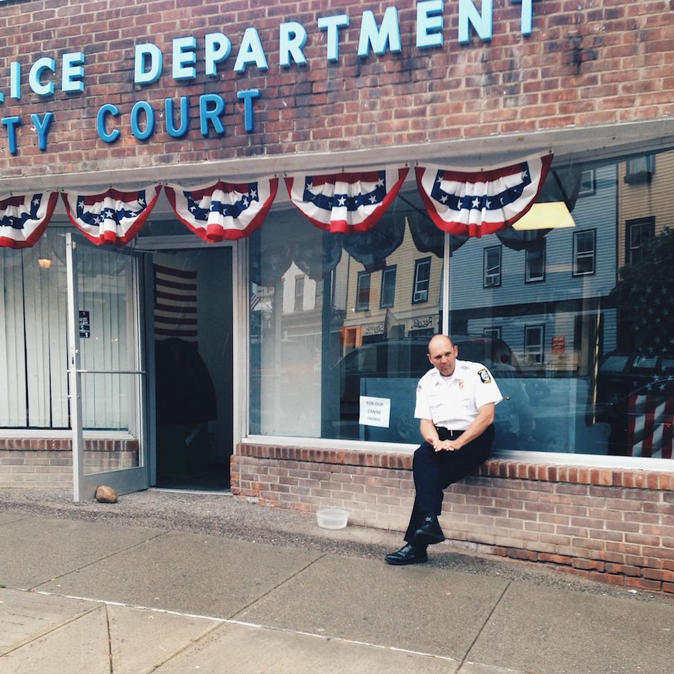 Hudson Police Department, warren street, hudson, new york