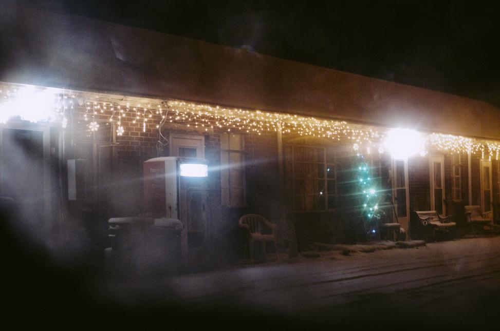 Arrowhead Motel, Belmont, Ohio