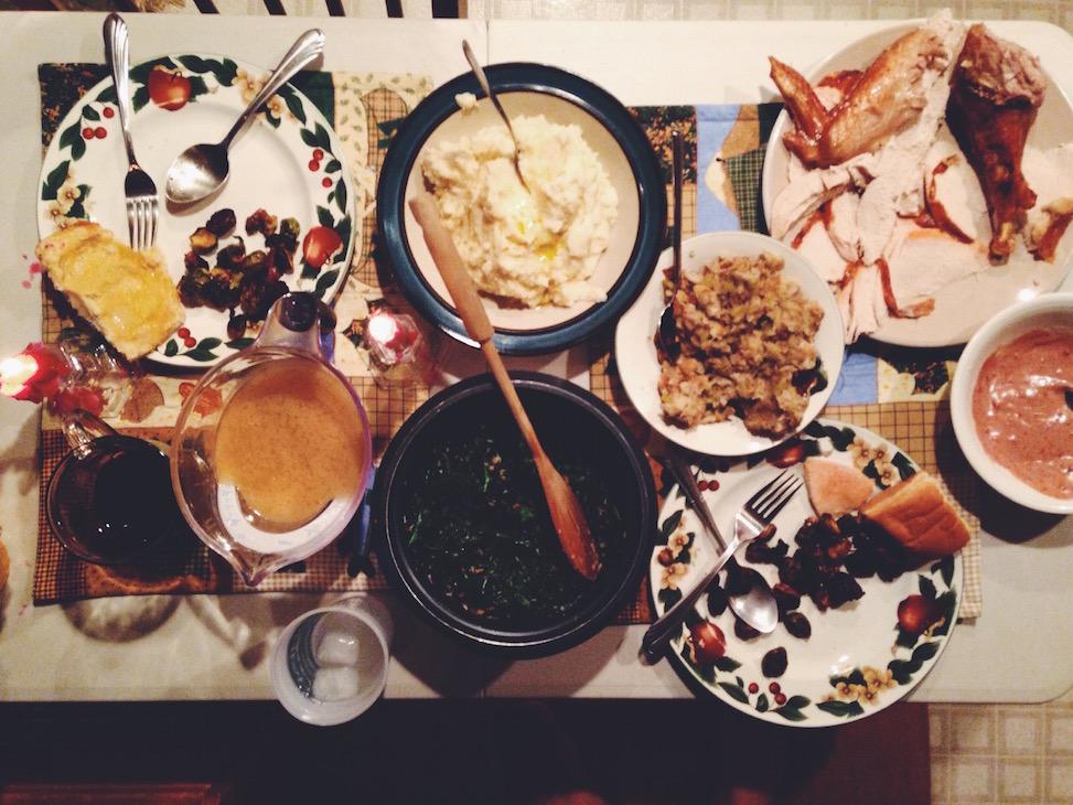 Thanksgiving, jackson, wyoming