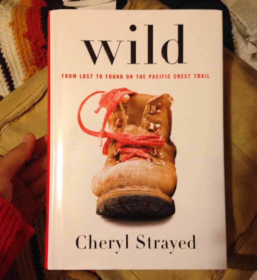 Wild, Cheryl Strayed, book