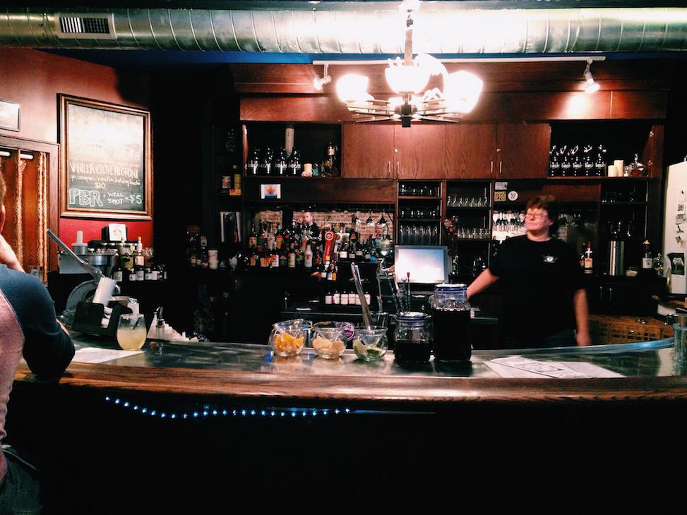 Buchi taproom, asheville north carolina