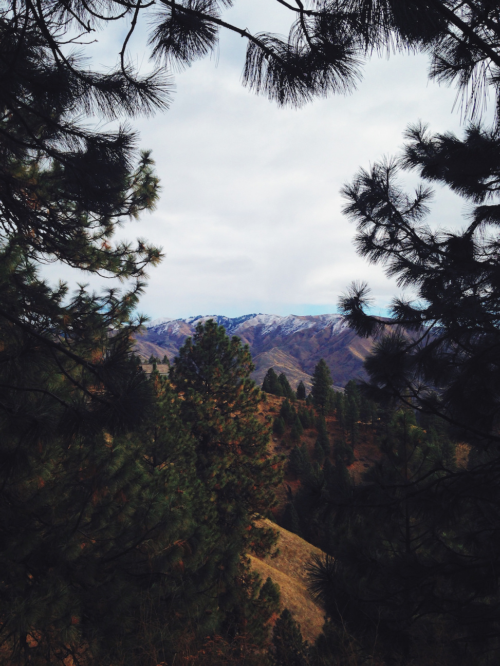 Lucky Peak, Boise, Idaho