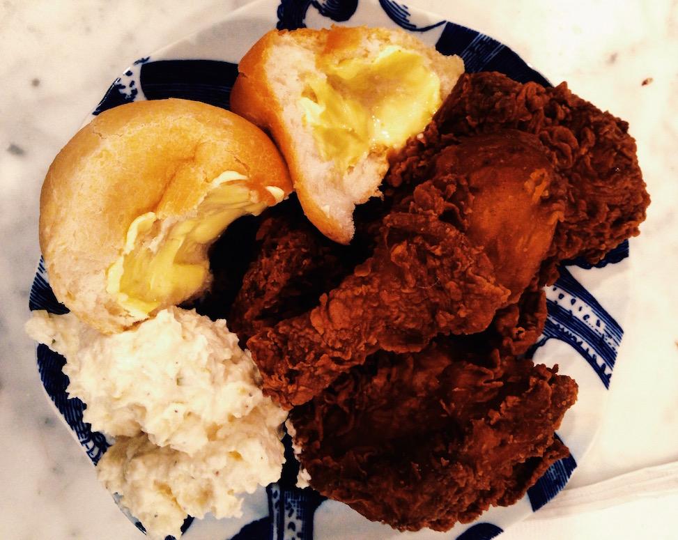 Ezell's Chicken, Seattle, Washington