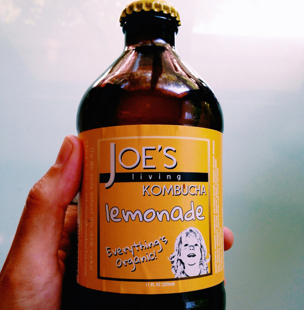 Joe's Living Kombucha, Portland, Oregon