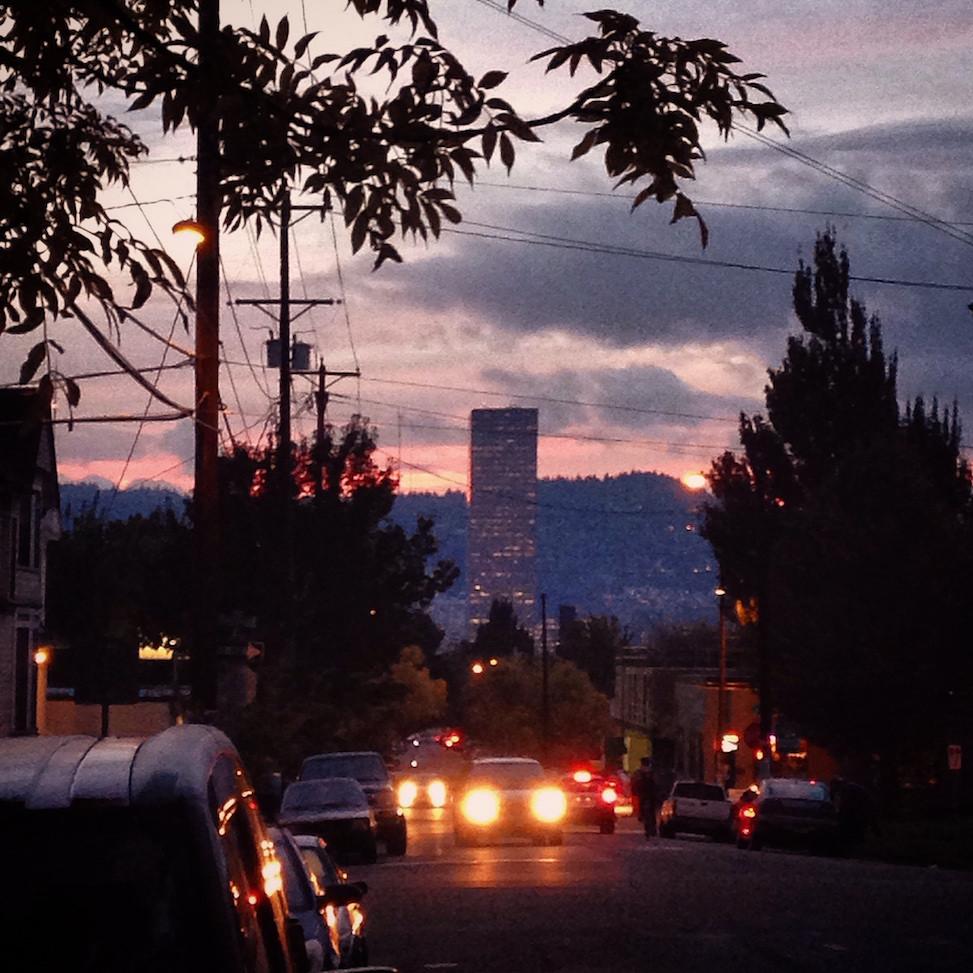 SE Ankeny, Portland, Oregon