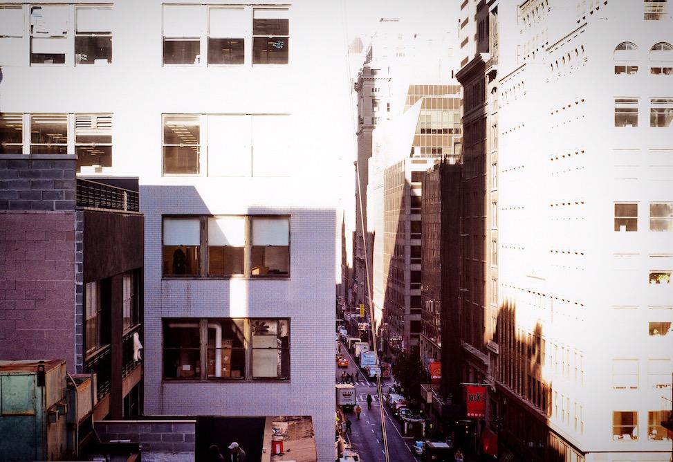 39th Avenue, Manhattan, New York