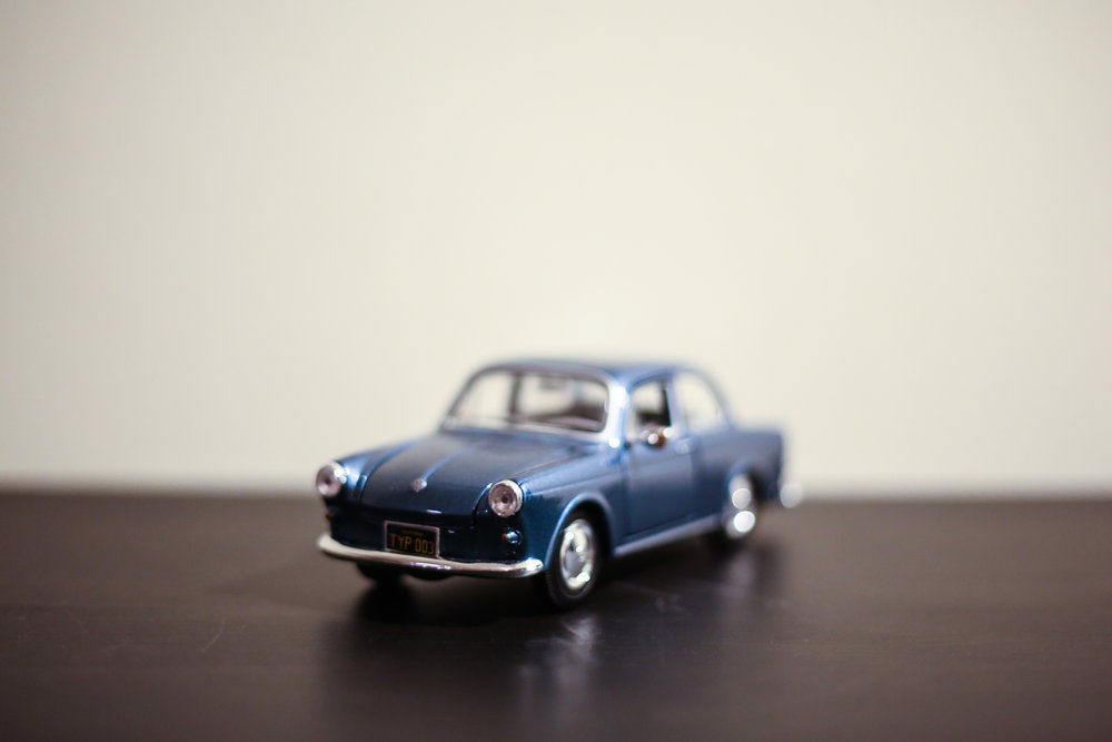 Volkswagen 1600 - Toy