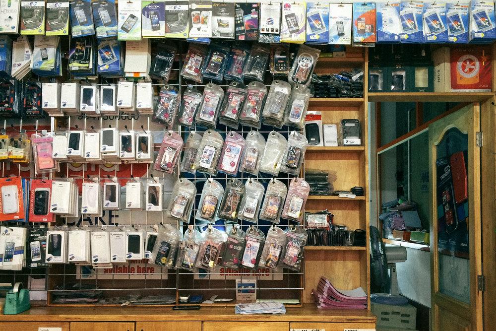 Mobile store in Kerala