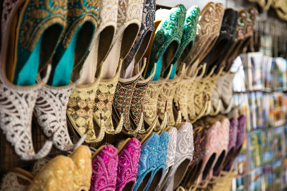 Desi shoes