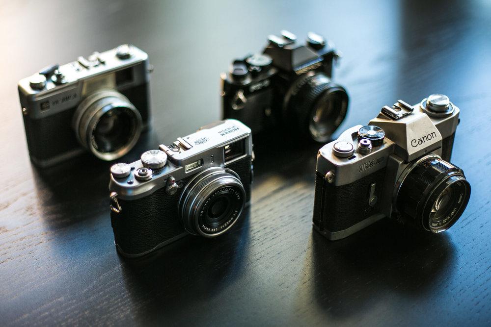 The camera family