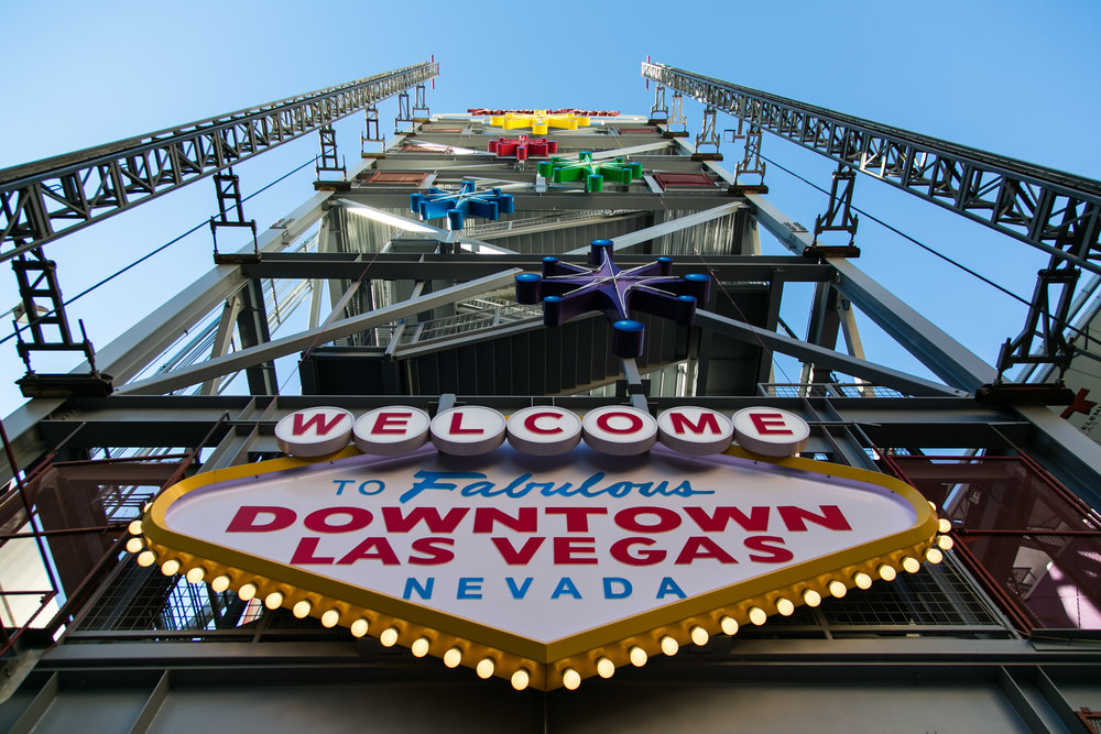 Welcome to Downtown Las Vegas