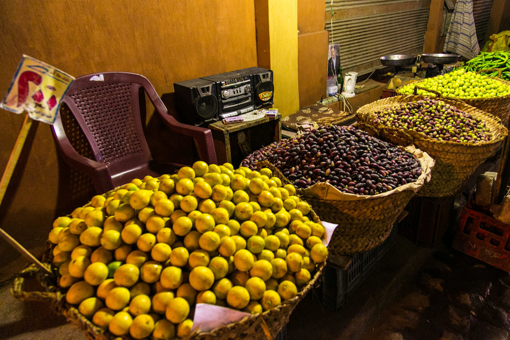 Fruits in cairo