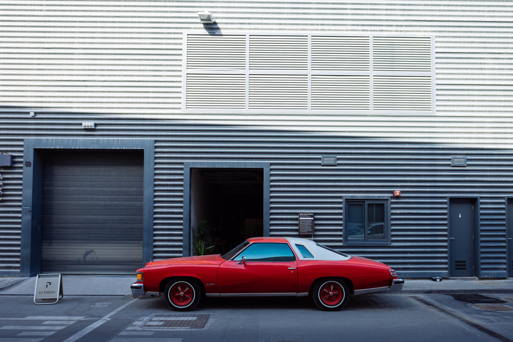 Al Serkal Avenue is home to some classy looking cars