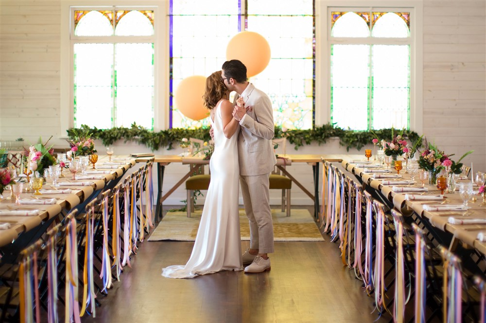 RUBY STREET WEDDING, LA WEDDING VENUE