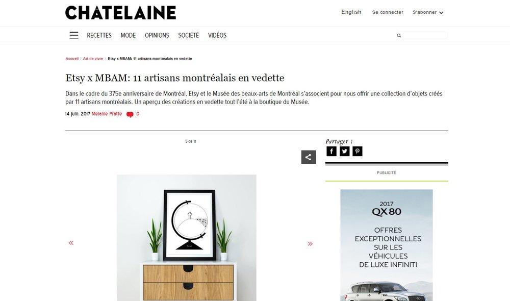 06-2017 | Chatelaine
