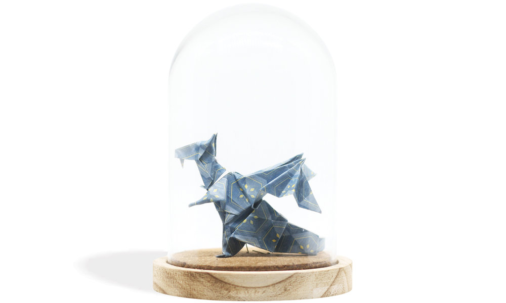 Dragon Cloche   39.95$