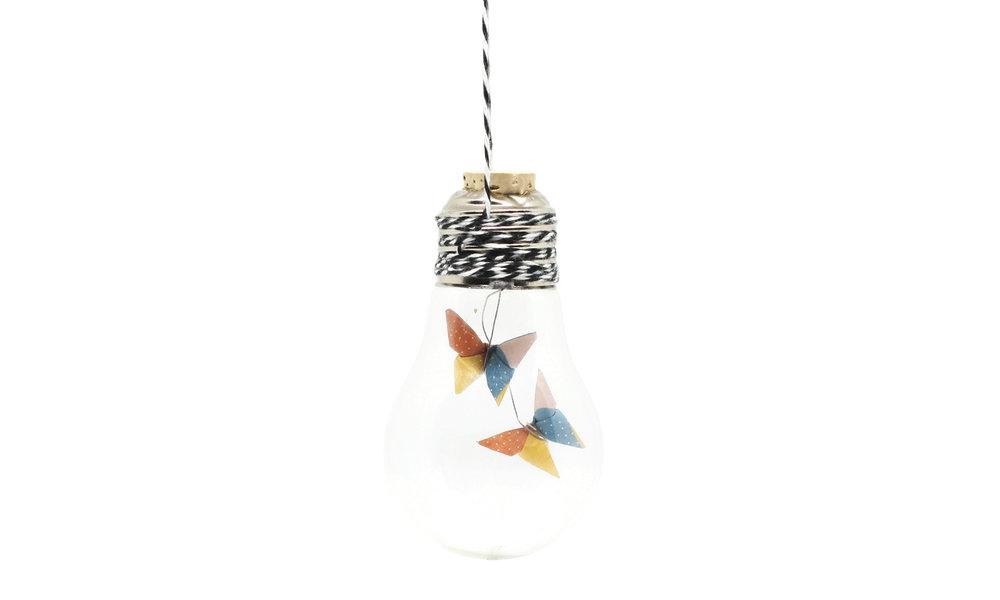 Ampoule - Papillons | 19.95$
