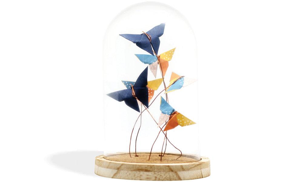 Cloche - Papillons | 44.95$