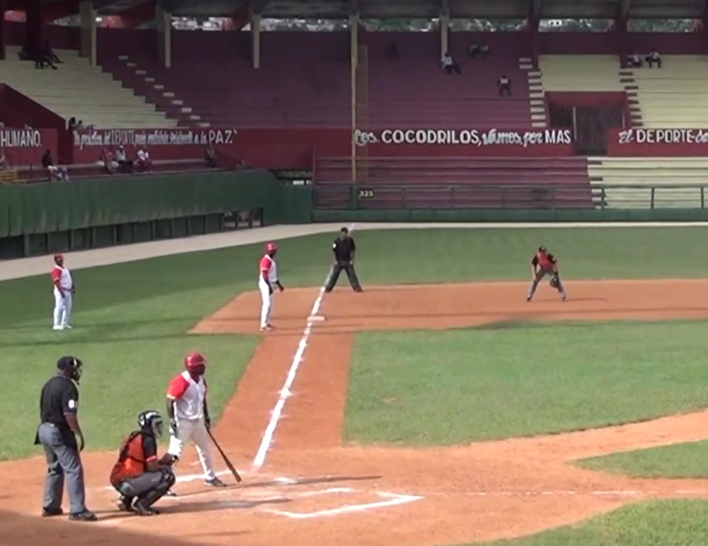 Beisbol  (baseball) was first played in Cuba in 1874.
