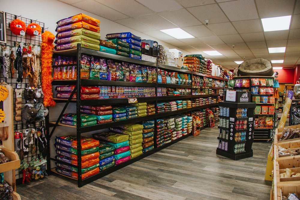 Natural Pet Food Stores San Diego