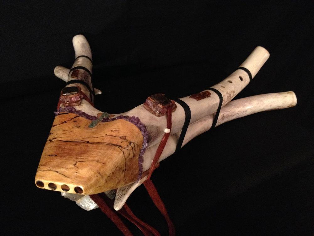 Mayan Chord Harmony Flutes -