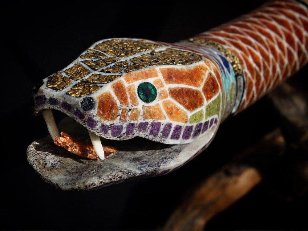 Snake Flutes -