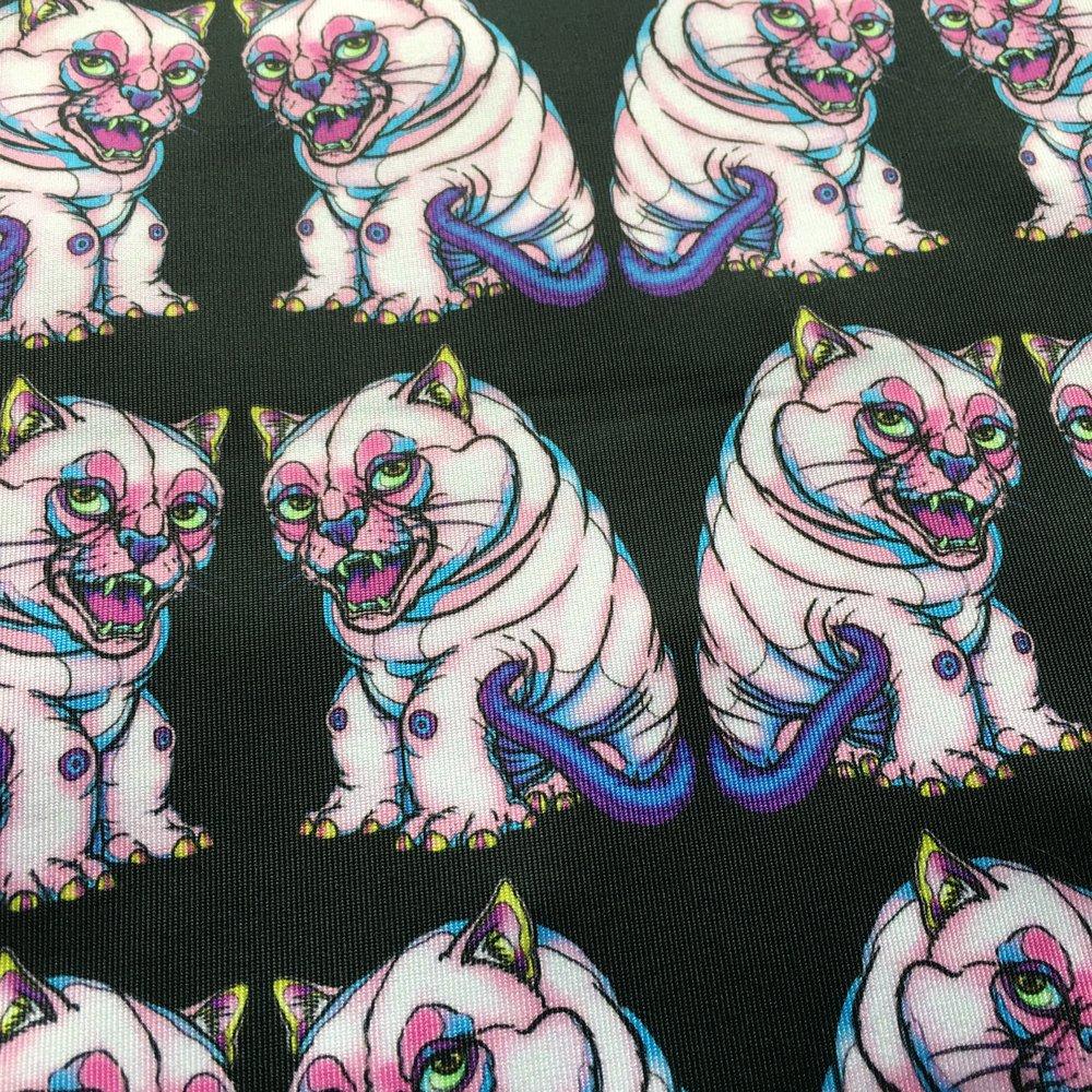 Hippcapoomo Fabric