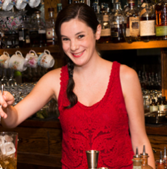 JILLIAN VOSEHead Bartender, The Dead Rabbit Grocery & Grog -