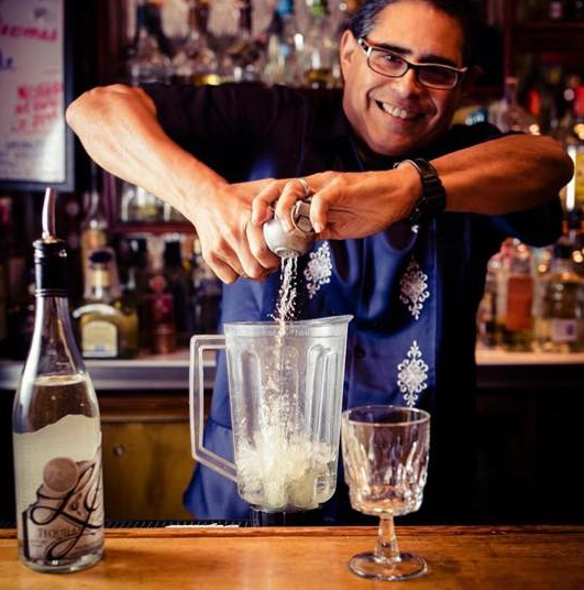 JULIO BERMEJO,The Global Tequila Superstar from Tommy's SF -