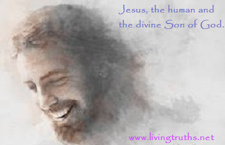 Jesus the human and Divine Son of God 1.png