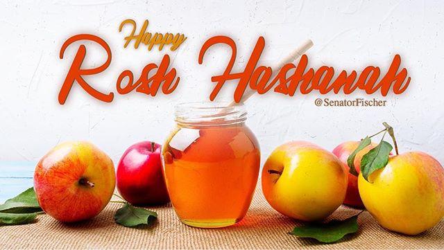 Happy Rosh Hannah!  L'Shana Tovah! To those celebrating #RoshHashanah , I wish you a joyful new year.