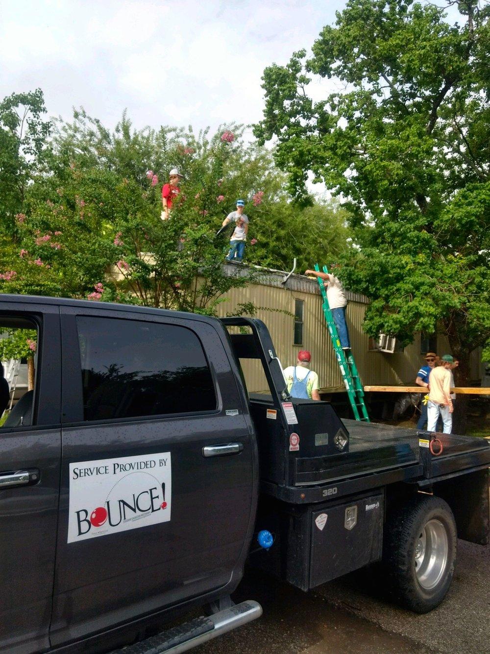 NE Houston Disaster Recovery