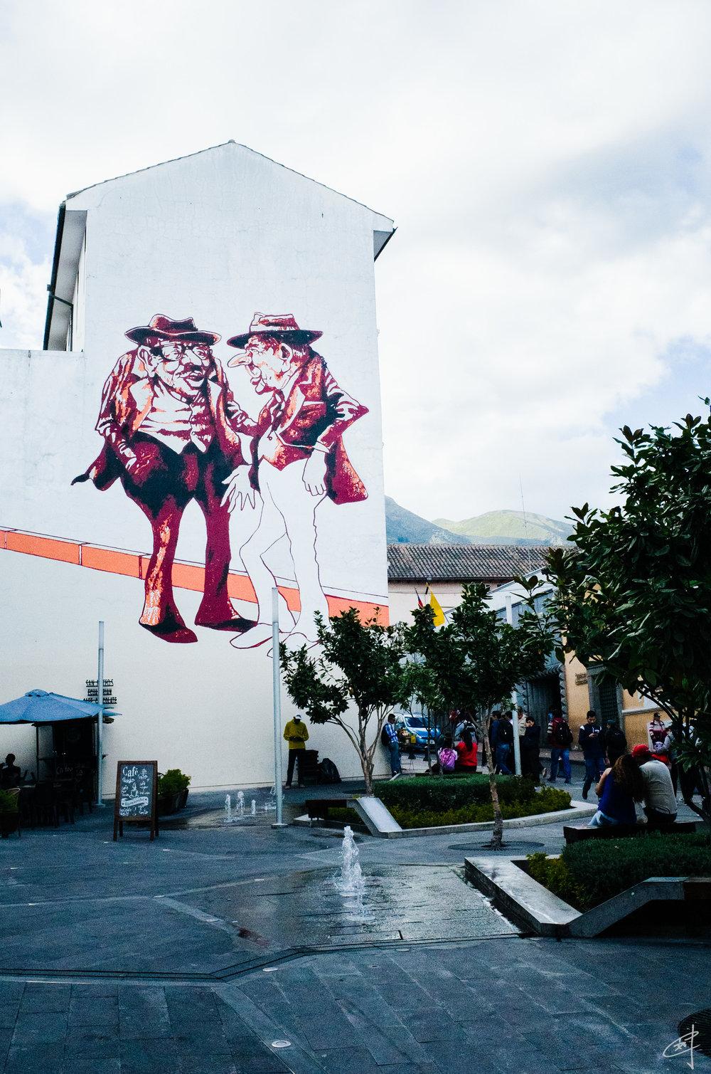 Centro Histórico, 2018