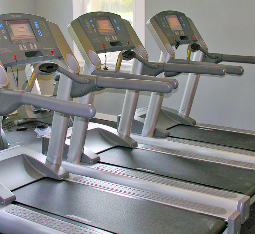 LifeFitness Treadmills at The Gym at Yellow Creek