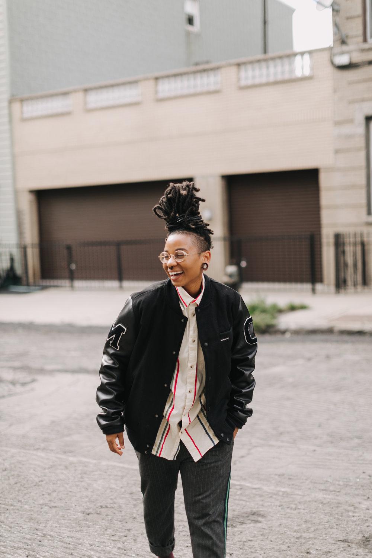 MO Varsity Jacket -