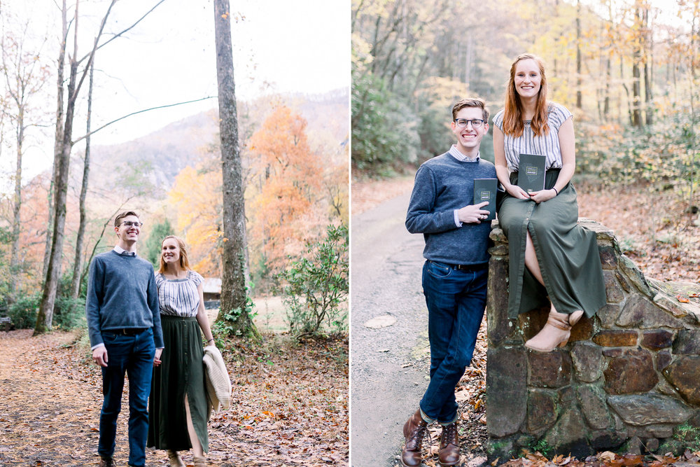 Woods Engagement Session in South Carolina by Courtney Sample Photography 4.jpg