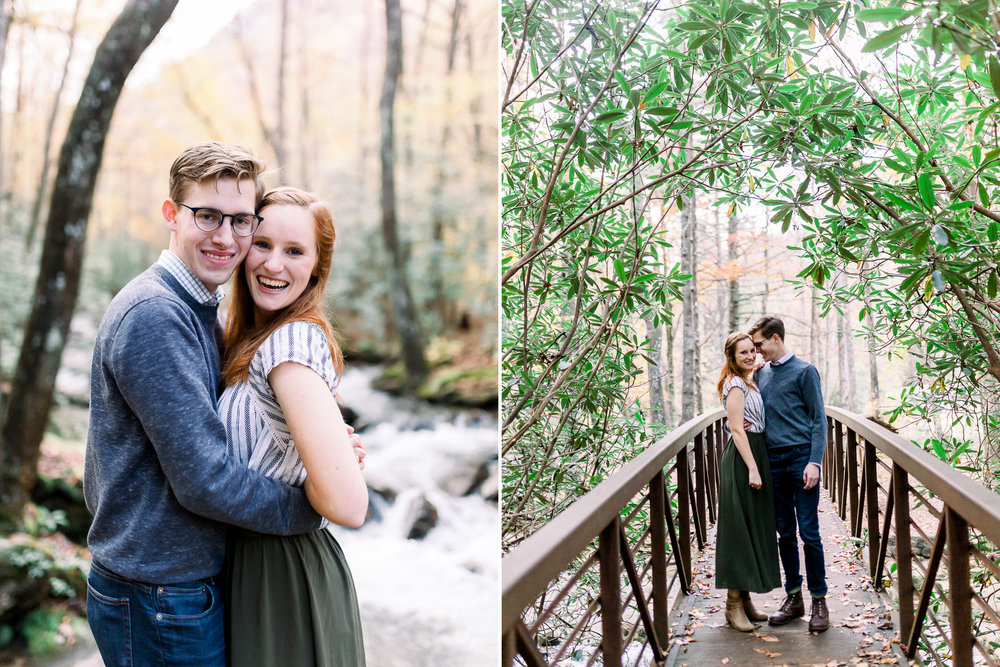 Woods Engagement Session in South Carolina by Courtney Sample Photography 3.jpg