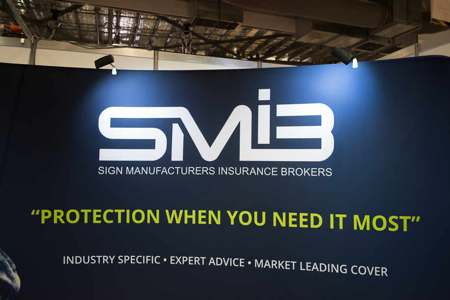 The new 6m SMIB sign.