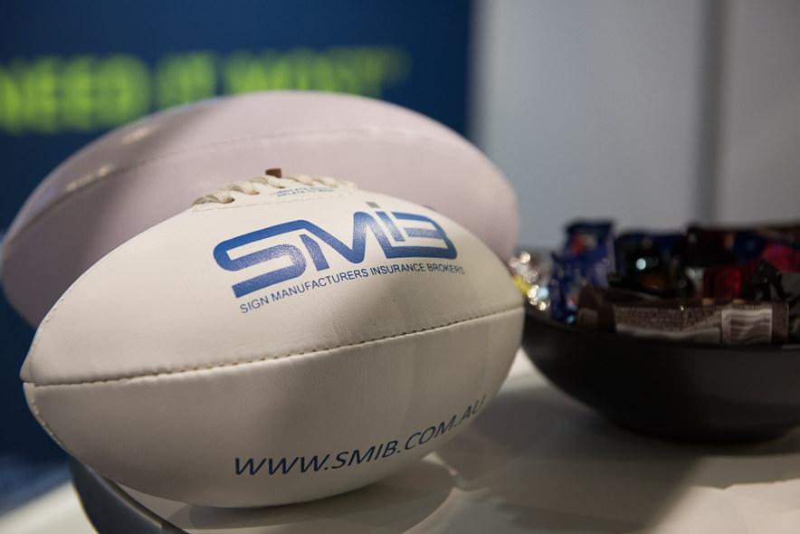 The ever popular SMIB footballs.