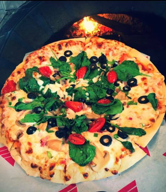 Ticheli's Italian Wood Oven Pizza