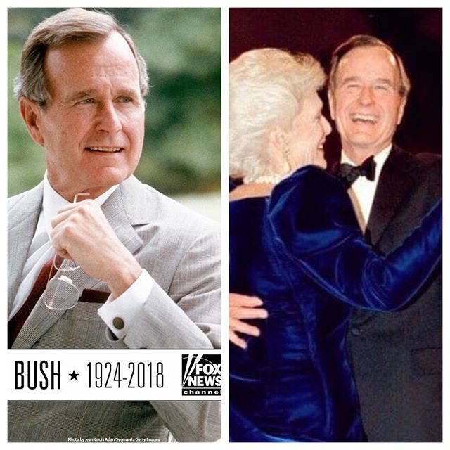 Ticheli's mourns the loss of former United States President George HW Bush. 41 left this world with a huge heart and a great legacy. Today we thank him his service to our nation. Eternal Rest grant into him Oh Lord and let perpetual light shine upon him. May he Rest In Peace ✝️ Amen 🇺🇸