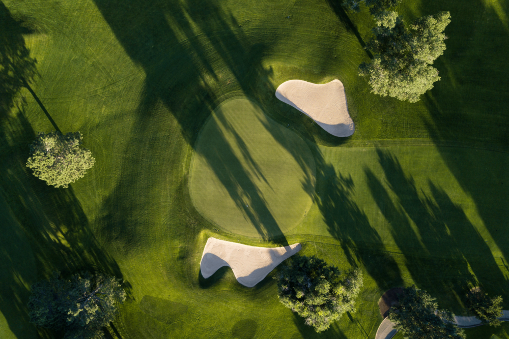 Golf Training Facility - CHIPPING & PUTTING - DRIVING RANGE - PRACTICE GREENS