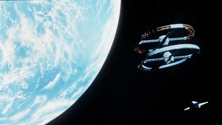 #1) 2001: A Space Odyssey - (1968 - dir. Stanley Kubrick)