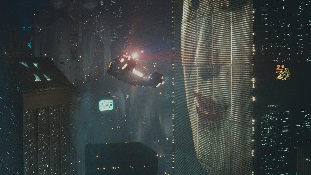 #2) Blade Runner - (1982 - dir. Ridley Scott)