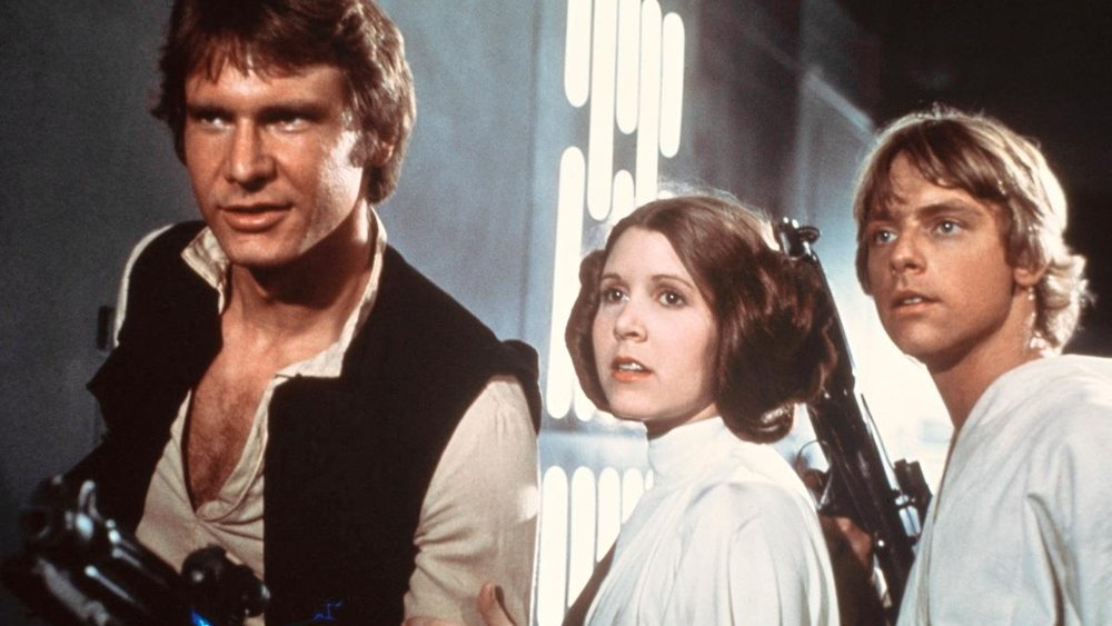 #3) Star Wars - (1977 - dir. George Lucas)