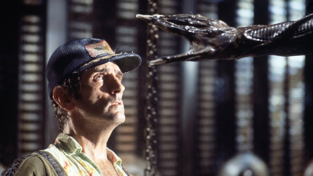 #7) Alien - (1979 - dir. Ridley Scott)
