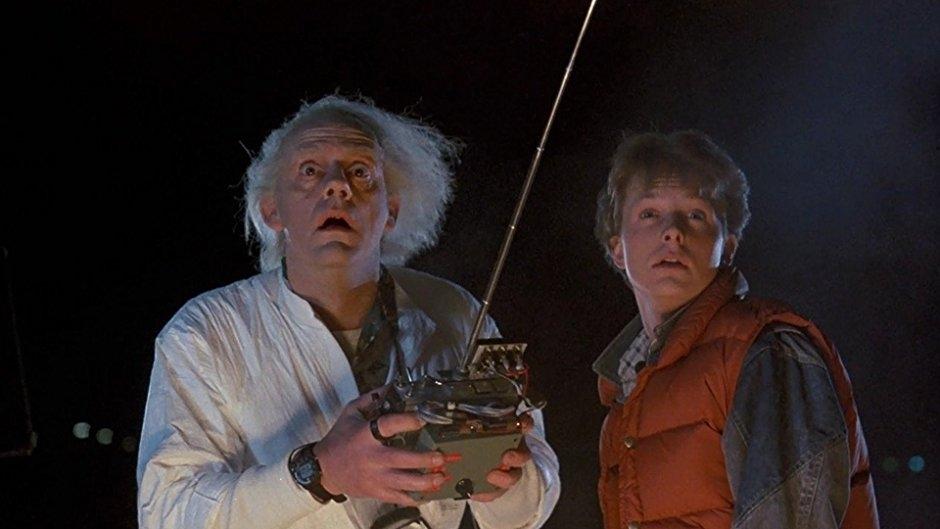 #9) Back to the Future - (dir. 1985 - Robert Zemeckis)
