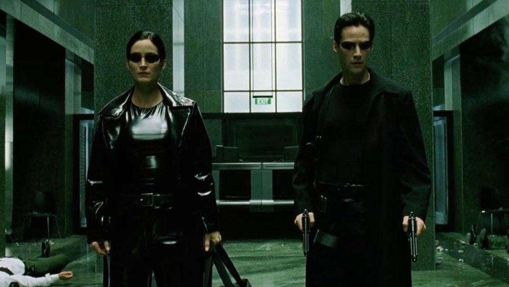 #12) The Matrix - (1999 - The Wachowskis)